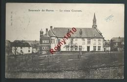 Souvenir De Herve - Le Vieux Couvent. Ser. 10 N°56 - Herve