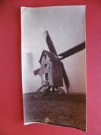 SOLDAT DANS MOULIN 1915 PHOTO 11 X 6.5 - Guerre, Militaire