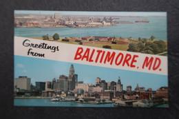 CPSM - BALTIMORE, Maryland - 1971 - Baltimore