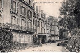 TROUVILLE HOTEL DES ROCHES NOIRES TBE - Trouville