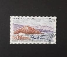 N° 200       Le Mont D' Alsace - Tierras Australes Y Antárticas Francesas (TAAF)