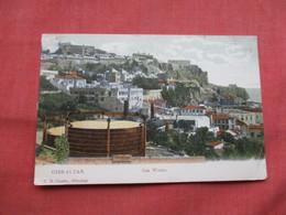 Gibraltar  Gas Works  Italy Stamp   & Cancel Ref  3481 - Gibraltar