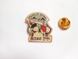 Beau Pin's , Boxe Thaï , Chavelot , Epinal , Vosges - Boxe