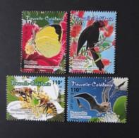 Faune De Nouvelle-Calédonie  -  Série Complète - Neukaledonien