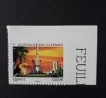 N°  470       Soyouz En Guyane  -  Neuf - Adhesive Stamps