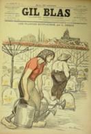 GIL BLAS-1900/24-L.ARQUE-RENE DELBOST-MAURICE De MARSAN-SANDY HOOK - Books, Magazines, Comics