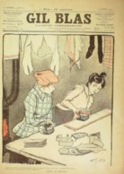 GIL BLAS-1901/16-GOTTLOB-LEAL DA CAMARA-CLAUDE HOLLYS - Books, Magazines, Comics