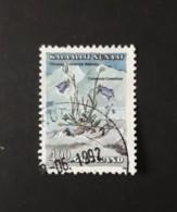 N° 193      Fleur  -  Campanula Gieseckiana - Groenland
