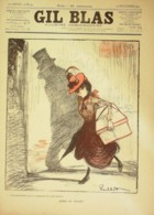 GIL BLAS-1901/50-POULBOT-GASTON SANTIE-ETGENE POITEVIN-JIFFY - Livres, BD, Revues
