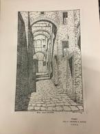 Siena 12 Litografie 1931 Siena In Bianco E Nero Pubblicita' Ditta Amadii & Nipote - Siena