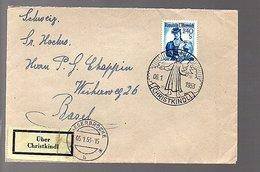 1953 CHRIISTKIND (537)' - 1945-60 Briefe U. Dokumente