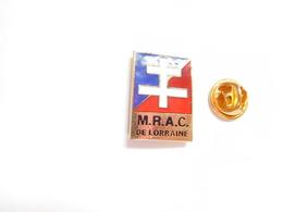 Beau Pin's En EGF , Armée Militaire ,  M.R.A.C. De Lorraine , Croix De Lorraine - Army
