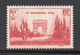 YT 403 NEUF ** - Côte 6.50 € - Très Beau Timbre - Gomme Impeccable - - France