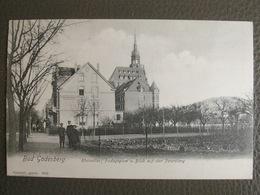 Postkarte - Bad-Godesberg (Bonn) - Rheinallee Pädagogium Blick Auf Den Petersberg - 1906 - Bonn
