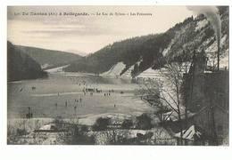 AIN 01/547  LAC De SYLANS  Les Patineurs - Autres Communes