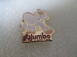 PIN'S   ELEPHANT   JUMBO  Le Buffet  Plaisir - Animals