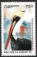 CUBA - MNH - 2011 -   Brown Pelican    Pelecanus Occidentalis - Pélicans