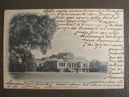 Postkarte 1901 - Bonn - Akademisches Kunstmuseum Im Hofgarten - Rud. Schade N°18 - Bonn