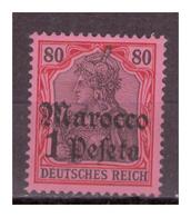 Marokko, Nr. 29, M€ 70, Postfrisch - Deutsche Post In Marokko