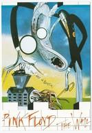 PINK FLOYD Carte Postale N° C 589  Roger WATERS   David GILMOUR   Syd BARRETT  Richard WRIGHT - Musique Et Musiciens