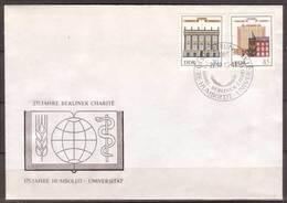 DDR , FDC , 1985 , Mi.Nr. 2980 , 2981 - DDR