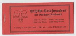 DR Markenheftchen MH 47 ** - Nothilfe 1940 - Markenheftchen