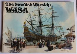 Livre The Swedish Warship Wasa 1973 Macmillan Navire De Guerre Royal Suédois - Livres, BD, Revues