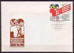 DDR , FDC , 1986 , Mi.Nr. 3049 , W ZD 688 - DDR