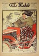 GIL BLAS-1903/02-S.HOOK-E.ROUSSEAU-L.GARNIER-E.LOISEL-SCHUSLER-LUBIN De BEAUVAIS - Riviste - Ante 1900