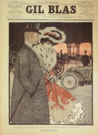GIL BLAS-1903/05-SANDY HOOK-TURPIN-GASTON MONTEHUS-R.CHANTEGRELET-ST CYR - Livres, BD, Revues