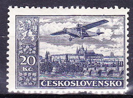 ** Tchécoslovaquie 1930 Mi 310 (Yv PA 17), (MNH) - Unused Stamps