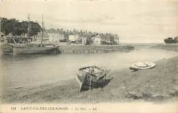 80 - SAINT VALERY SUR SOMME - Le Port - Saint Valery Sur Somme