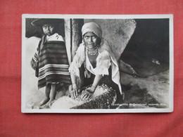 Ecuador  Female RPPC   Ref  3482 - Ecuador