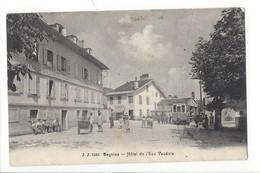 23134 -  Begnins Hôtel De L'Ecu Vaudois Tram Gland-Begnins - VD Vaud