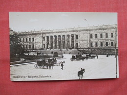 RPPC   Colombia Bogota  Capitol   Ref  3482 - Colombia