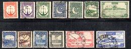 Z1006 - PAKISTAN 1948 , Indipendenza : Alcuni Valori Usati (2380A) - Pakistan