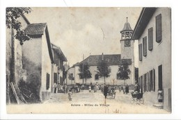 23138-  Aclens Milieu Du Village - VD Vaud