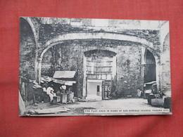 Flat Arch In The Ruins Of San Domingo Church  Panama City   Ref  3482 - Panama