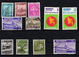 Bangladesh, Various Stamps Mint Hinged And Used - Bangladesh