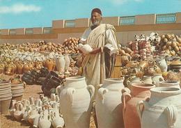 LIBYA - Libyan Pottery Man - Libya