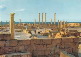 LIBYA - Sabratha 1964 - Temples - Libya