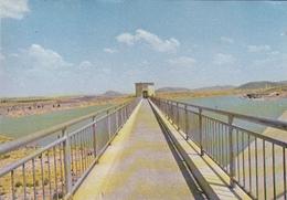LIBYA - Al Mejainien Valley Dam 1982 - Libya