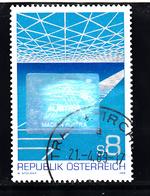 Oostenrijk 1988 Mi Nr 1936, Export Met Hologramfolie - 1945-.... 2de Republiek