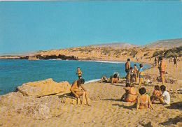 LIBYA - Derna Beach - Libya