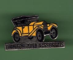 COMPTOIR AUTO NARBONNAIS *** 1028 (49) - Badges
