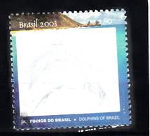 Brazilie 2003 Mi Nr 3316 Met Hologramfolie - Gebruikt