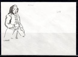 S+ Schweden - Linné, Carl Von 1707-1778 (UNIKAT / ÙNICO / PIÉCE UNIQUE / уникален) - Schweden