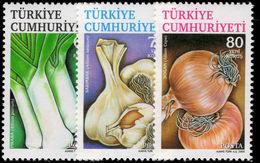 Turkey 2005 Medicinal Plants Unmounted Mint. - 1921-... Republic
