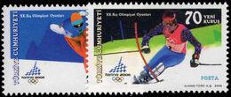 Turkey 2006 Winter Olympics Unmounted Mint. - 1921-... Republic