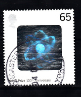 Groot-Brittannie 2001 Mi Nr 1959 Nobelprijs Fysica Met  Hologramfolie - 1952-.... (Elizabeth II)